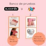 Ganadoras Universo Blogger & Suavinex