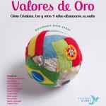 Valores de Oro de la editorial Palabras Aladas.