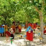 Parque de La Rambleta.