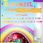 Ganador Sorteo Rapunzel.