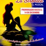 Sorteo La Sirenita en Teatro Flumen. Finalizado.