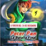 Sorteo Peter Pan Flumen.