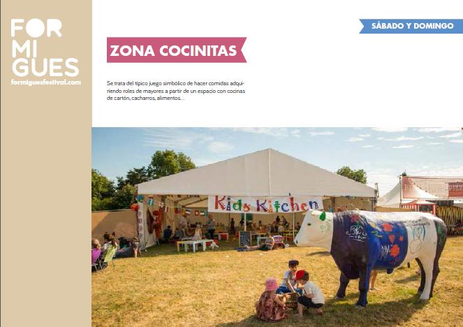 Cocinitas Formigues Festival
