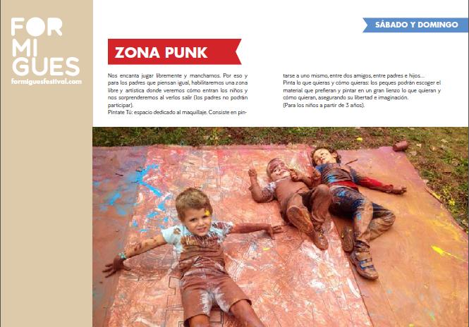 Zona Punk Formigues Festival