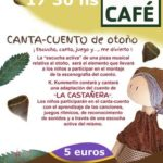 Ubik Café: Canta cuento de Otoño.