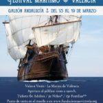 El Galeón Andalucía en La Marina Real